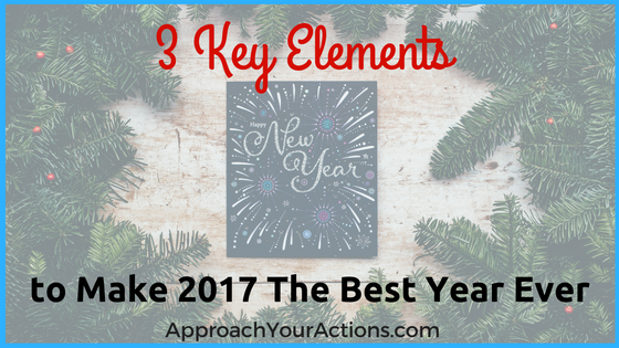 Make 2017 The Best Year Ever